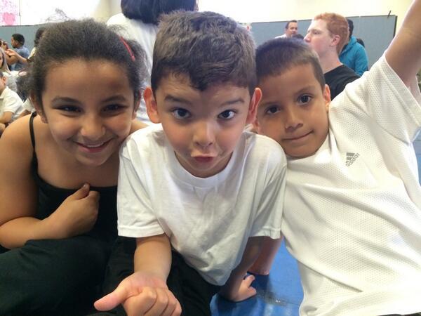 Kids having fun #APCCinternationalweek @CMSmags  @AlbanyParkPerks @AlbanyParkPost #onlyinAlbanyPark http://t.co/PIFeOtzcTS