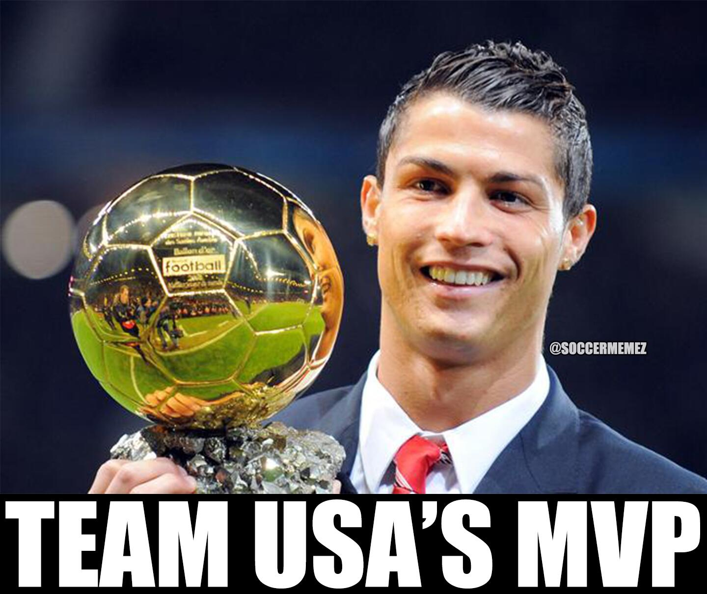 ทวิตเตอร์ / SoccerMemez: Team USA's MVP for today! ...