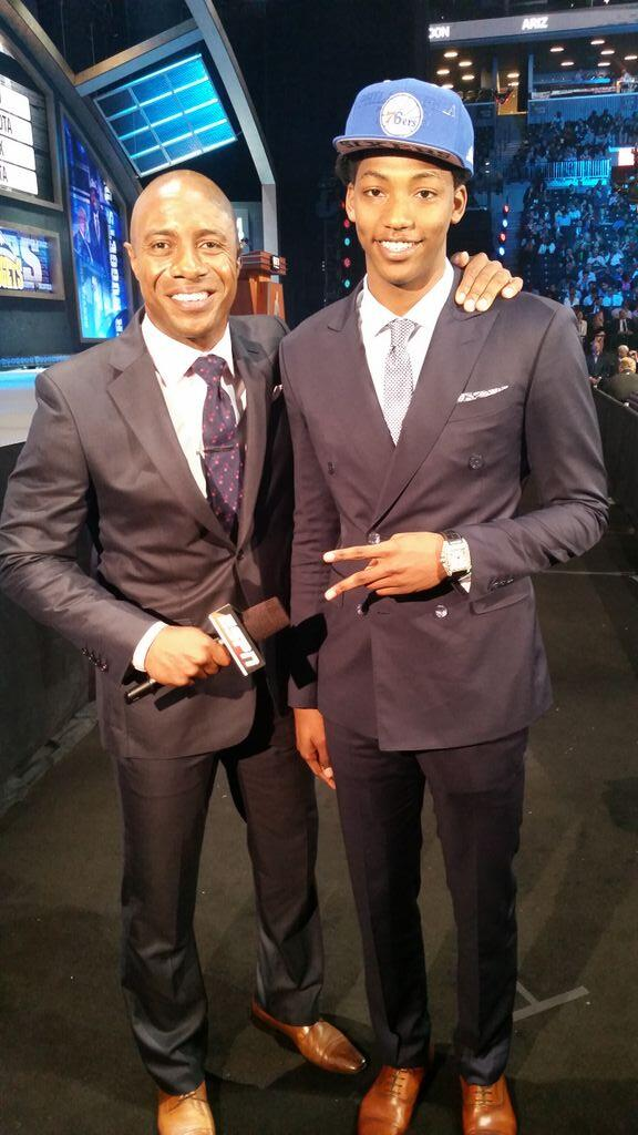 """@RealJayWilliams: From small school to the big stage.. #NBADraft  @espn http://t.co/nrnBM9a6AL"""