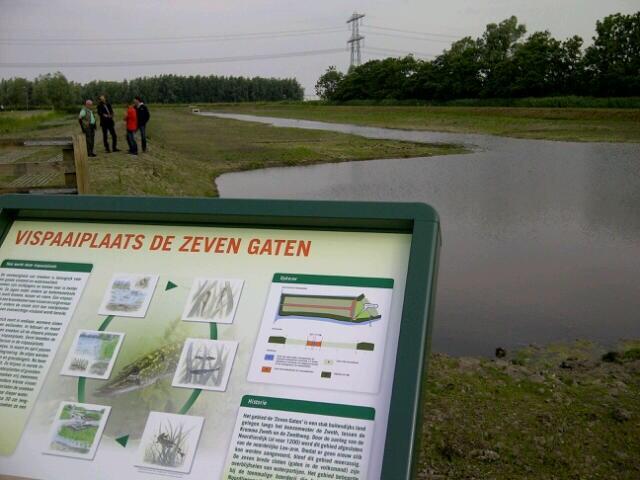 Bijzonder vispaaiplaats in De Lier geopend