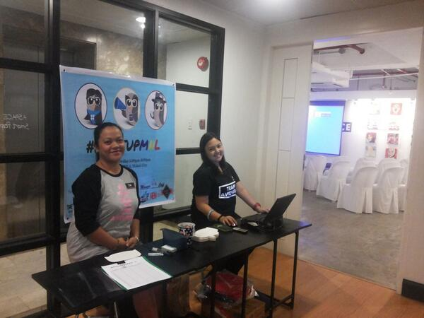 All set... #HootUpMNL @HootsuiteAPAC http://t.co/4FV82UiSyR