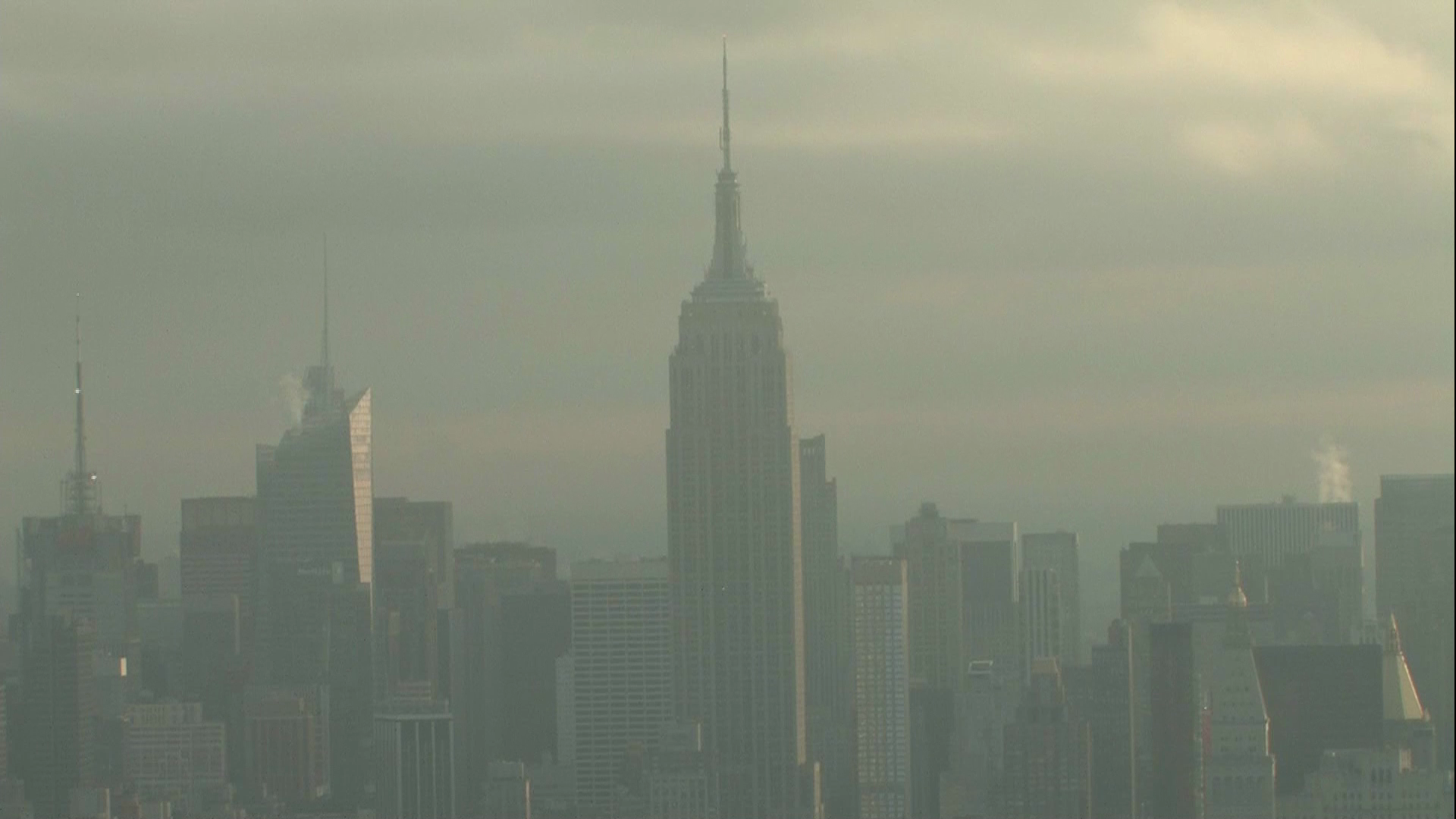 Twitter / ChrisCuomo: A hazy #NewDay begins in #NYC ...
