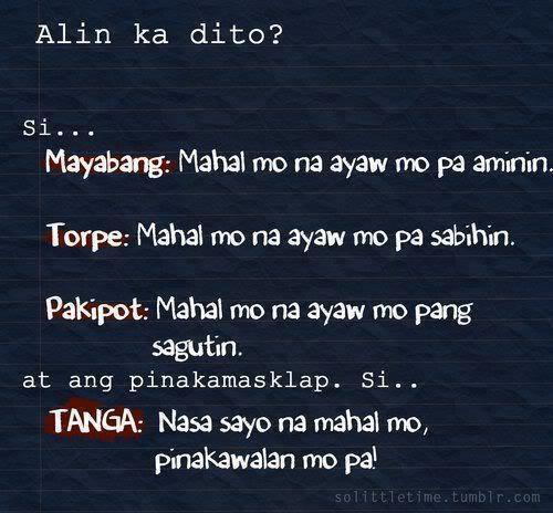 "Twitter Quotes Tagalog Patama: Paramdam Quotes On Twitter: ""Alin Ka Dito? Http://t.co"
