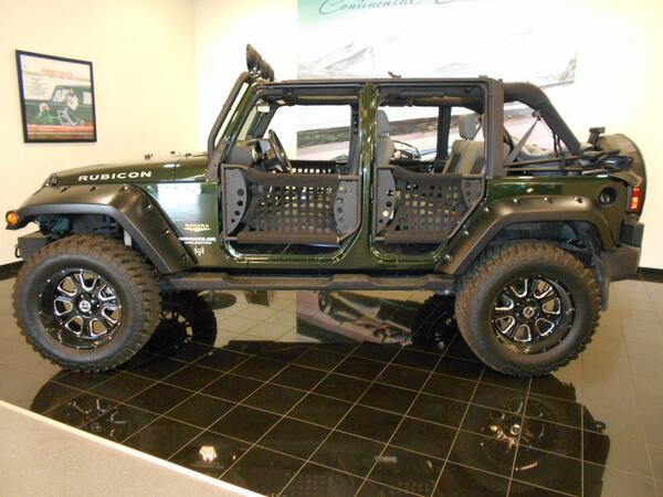 Billwalshautogroup On Twitter Check Out Our Jeep Rubicon Decked