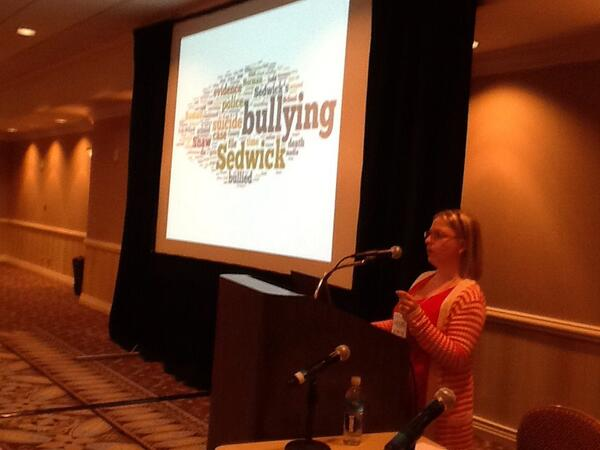 Author Erin Lange: our scars tell our stories #yalsaprecon #alaac14 scars left by cruelty http://t.co/Ivwd3N6ibM