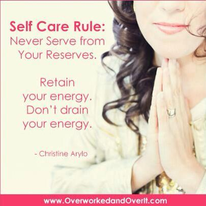 RETAIN your energy. Don't drain your energy. http://t.co/4TFzqepyGN