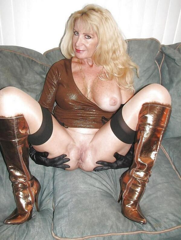 Boots Porn Mature 46