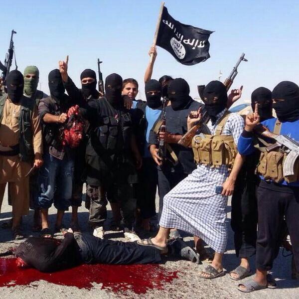 isis beheading ile ilgili görsel sonucu