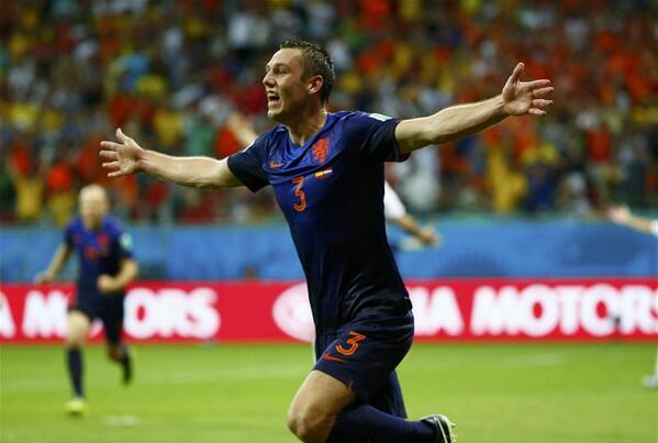 Manchester United set to sign Feyenoord defender Stefan de Vrij for €7 10m [Corriere dello Sport]