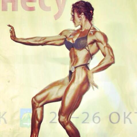 Поздравления фитнес леди