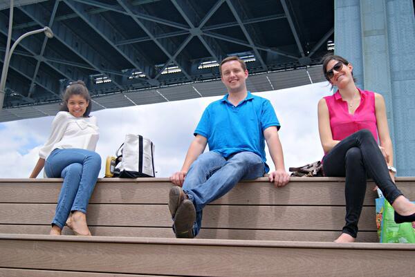 Say hello to the @OppFinance intern family! #RockStars http://t.co/MnNukeRTCg