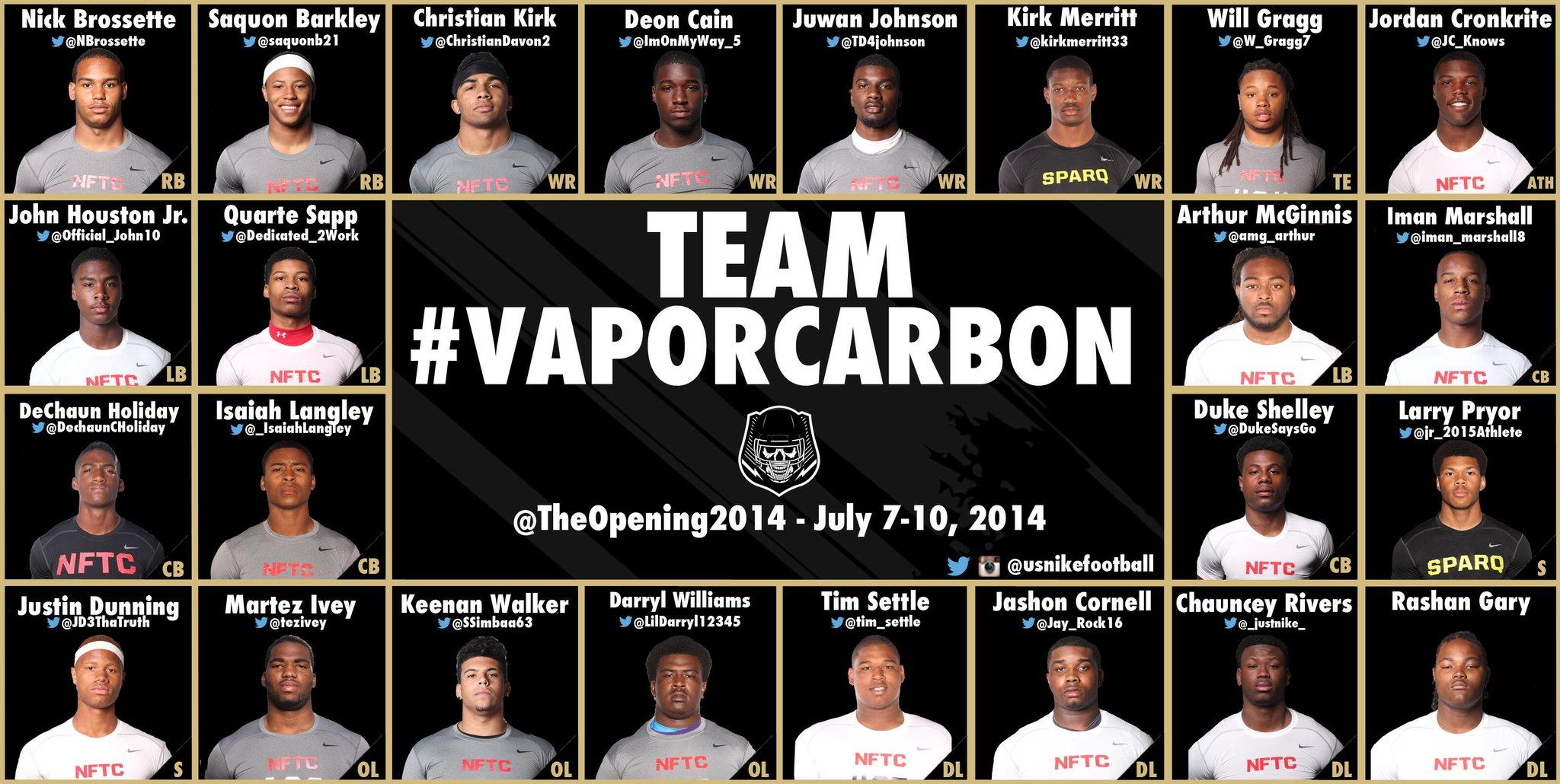 Vapor Carbon