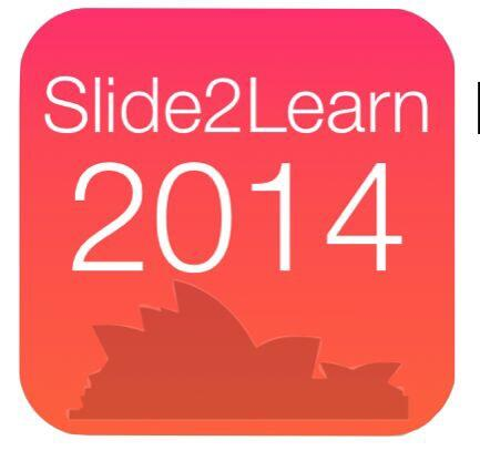 Twitter / slide2learn: The countdown to #Slide2Learn ...