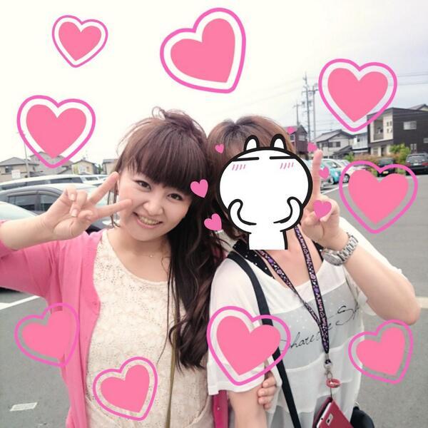 今日は、なんと!!静岡でイベントだったので、、田中陽子さんがお手伝いにきてくれてました!本人の前で陽春のパッセージ歌ったぞー!((o( ̄ー ̄)o)) しかし、本当に改めてお仕事のできる人だと尊敬しました。陽子さんありがとうございました http://t.co/G2DioJk0y9