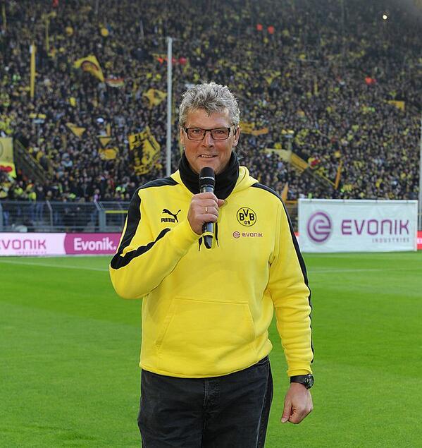 Borussia Dortmund On Twitter Tv Tipp Nobby Dickel Ist