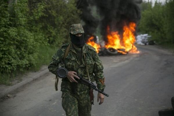 За сутки террористы ранили 5 силовиков, - СНБО - Цензор.НЕТ 2651