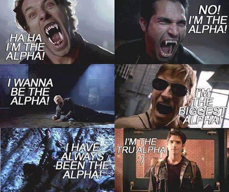 "teenwolf on Twitter: ""Scott - The Alpha http://t.co ..."