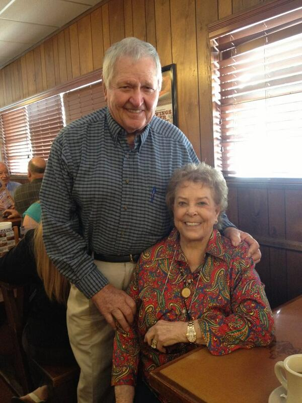Without them, we wouldn't be here. Happy 65th Anniversary to our founder, Sonny, & his wife, Lucille! http://t.co/seoc3rYzDX