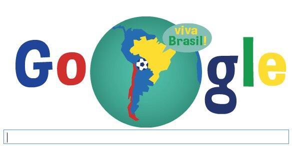 "Doodle Google ""Brasil vs. Chile"" nei paesi spagnoli"