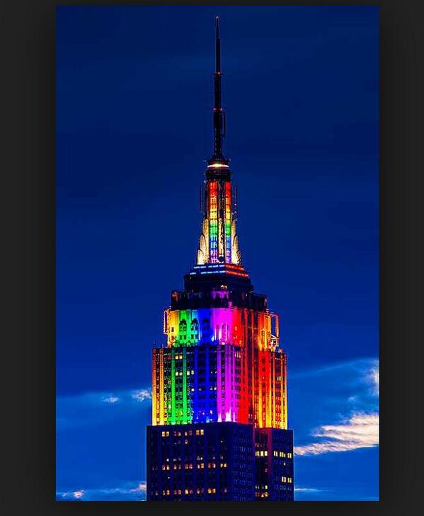 Happy Pride NYC!! http://t.co/nzAURrtd4G