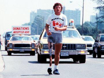 33 years ago today Canada lost Terry Fox, one of the greatest Canadians to ever live. http://t.co/LBUOiNDW3H