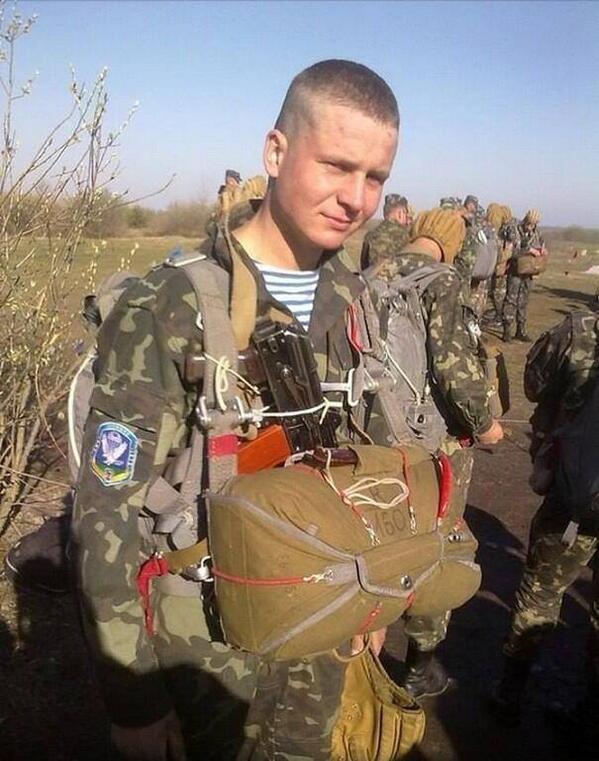 """""""Мы не отдадим Украину"""", - десантники и спецназовцы, отбившие атаки террористов на воинскую часть в Артемовске - Цензор.НЕТ 104"""
