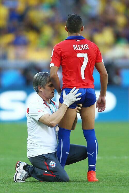 Alexis Texas Football