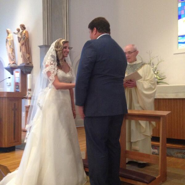 Bret Baier On Twitter Congrats 2 My Bro Timbaier My New Sister In Law Samabaier On Their Wedding Proud 2 Be Best Man Gorgeous Wedding Http T Co Uhnzvm1ert