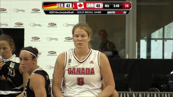 sportscanada tv on twitter janet mclachlan is dominating 30 pts 15 reb so far canada up. Black Bedroom Furniture Sets. Home Design Ideas