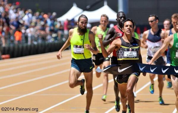 We did it! Thank you for believing in me!!! #USAChamps @hokaoneone http://t.co/5XBFjYgVVb