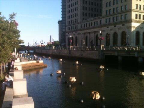 Waterfire before the fire. #UUAGA http://t.co/WgzRSg9Rdm