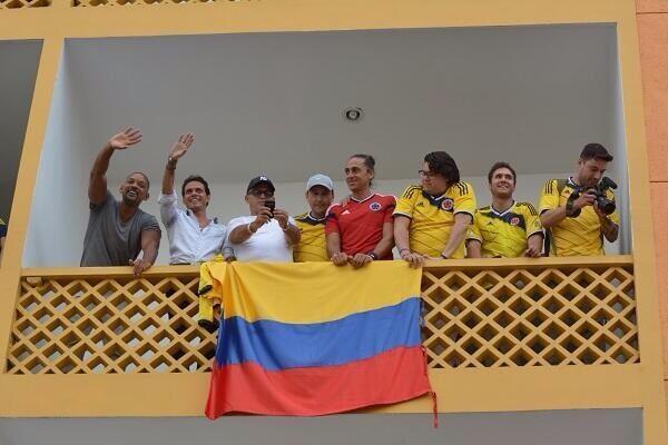 ¿Sabían que Will Smith está en Colombia celebrando con nosotros? Les dejamos el dato