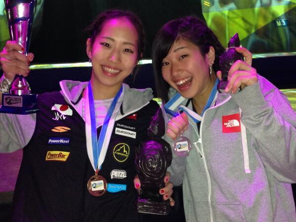 やったよ---\(^o^)/  年間チャンピオン‼︎! そして4連勝!!!  生萌と夢の1.2フィニッシュ★ 3年ぶり3度目の年間優勝★  まだ信じられない、ほんと嬉しい。 たくさんの応援に感謝。  ほんと最高-----!!!!!!! http://t.co/MEJ44PGD4x