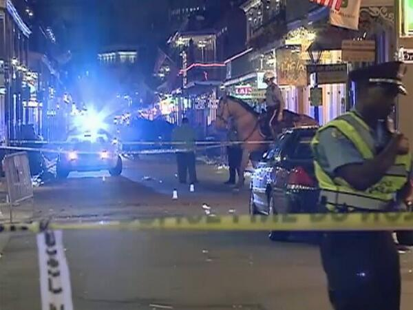Thumbnail for Mass shooting in New Orleans