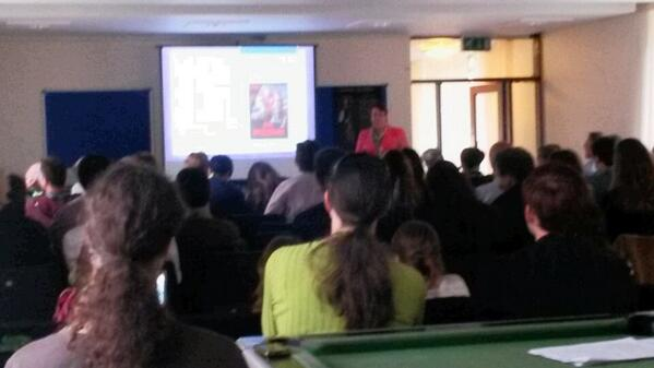 Final lecture of #unlockingthevikings by @NorseLass http://t.co/QhANYUGms1
