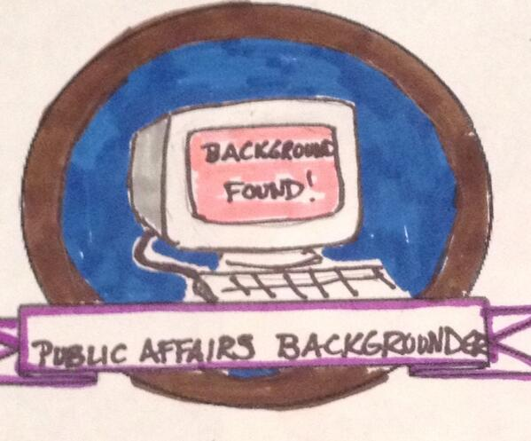 "Wonderful ""artistic"" result from the digital badges session. #alaac14 #badgecurric http://t.co/3wsm8EUCwp"