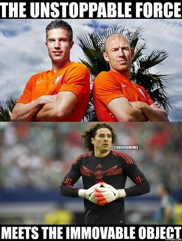 soccer memes on twitter mexico vs netherlands who will win