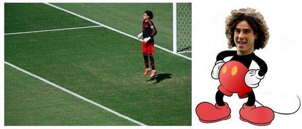 Meme Ochoa #MEX http://t.co/Y05PvtFdC9