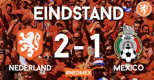 Голландия Мексика