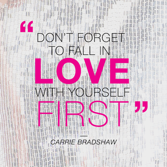 Caché On Twitter Dont Forget To Fall In Love With Yourself First
