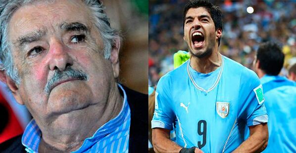 Uruguays President calls FIFA motherf*ckers in relation to the ban of Liverpools Luis Suarez [Video]