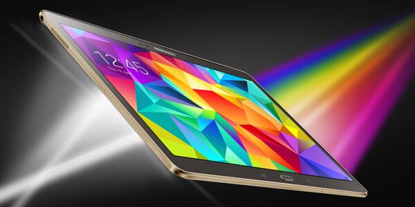 We've gone to great wavelengths to bring you the best Super AMOLED display. #GALAXYTabS http://t.co/VzttwBrL0E