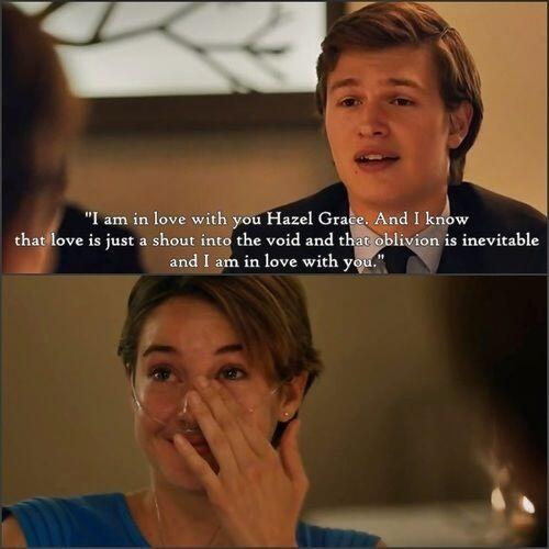 """The Fault In Our Stars Quotes Movie: Everything Netflix Related! 📺 On Twitter: """"The Fault In"""