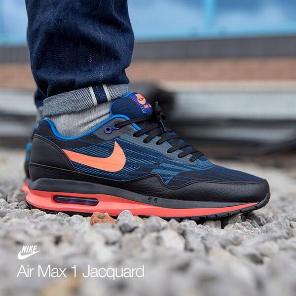 Nike Air Max 1 Jacquard Photo Blue