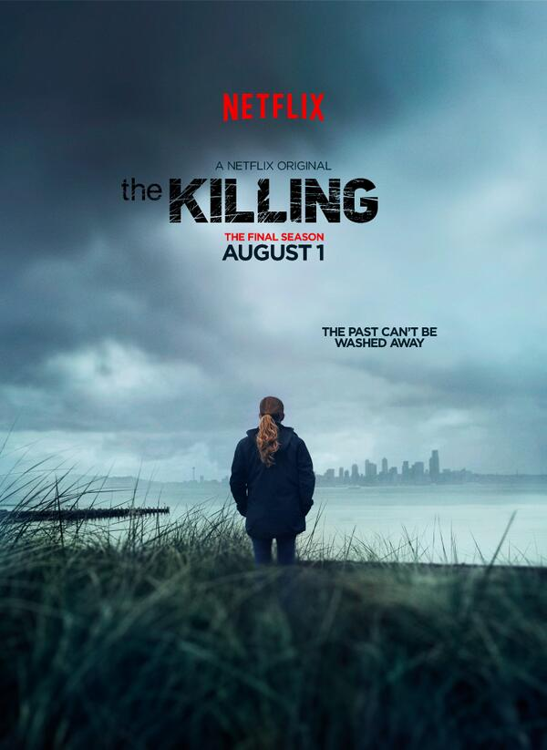 The past can't be washed away. #TheKilling returns for The Final Season, August 1 only on Netflix. http://t.co/07FfnZ36mu