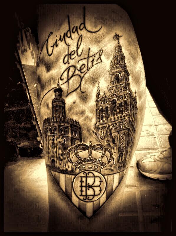 Tatuajes Del Escudo Del Betis tatuajes del #betis (@tatuajesbetis) | twitter