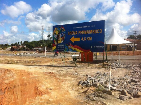 Appalling: 200 families evicted to build a road to the Recife stadium that was NEVER finished. Our story #cnnworldcup http://t.co/ZEHyaJfzzn