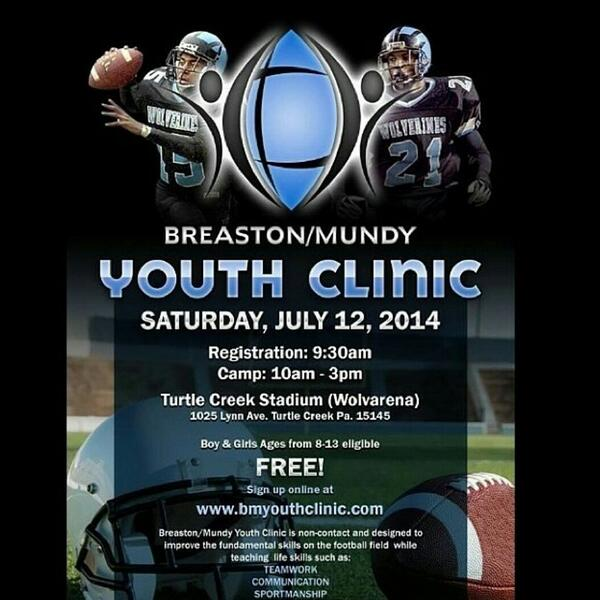 4th Annual Breaston/Mundy Camp is less than 2 weeks away! Sign up on http://t.co/9xeRhA6iax http://t.co/x9Vhu3FdTS