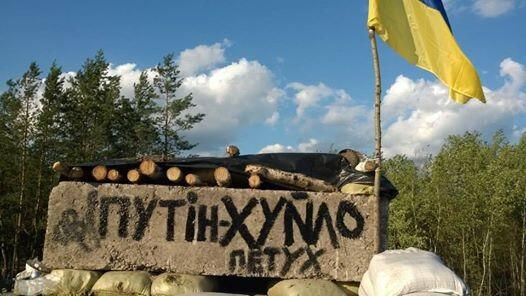 Донецкие партизаны за ночь обезоружили нескольких боевиков - Цензор.НЕТ 6155