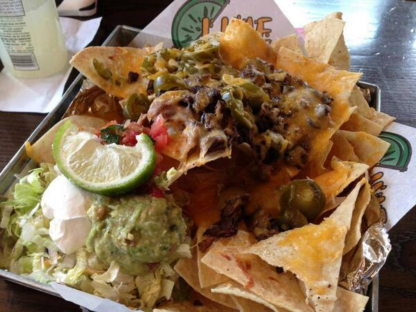 Go crazy! It's almost the end of a Monday, and that is cause to celebrate with #nachos. http://t.co/lU76eaZvhb